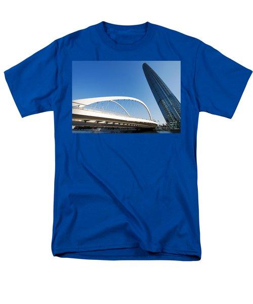 Tianjin City Men's T-Shirt  (Regular Fit) by Yew Kwang