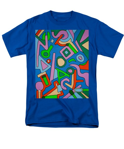 Tuesday At Nine Men's T-Shirt  (Regular Fit) by Jeff Gater