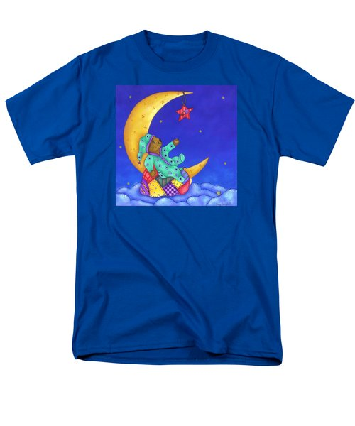 Twinkle Little Star Men's T-Shirt  (Regular Fit) by Tracy Campbell