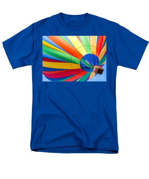 Up Up And Away Men's T-Shirt  (Regular Fit) by Roselynne Broussard