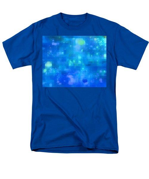 Waterfall Men's T-Shirt  (Regular Fit) by David Mckinney