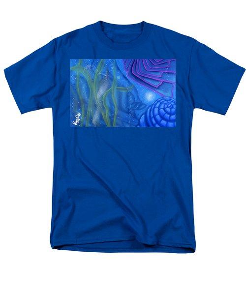 Watery Men's T-Shirt  (Regular Fit)