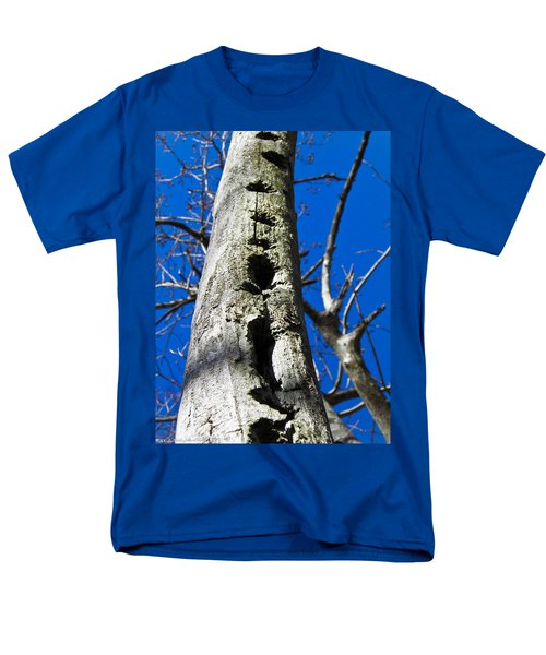Men's T-Shirt  (Regular Fit) featuring the photograph Woody's Paradise by Nick Kirby