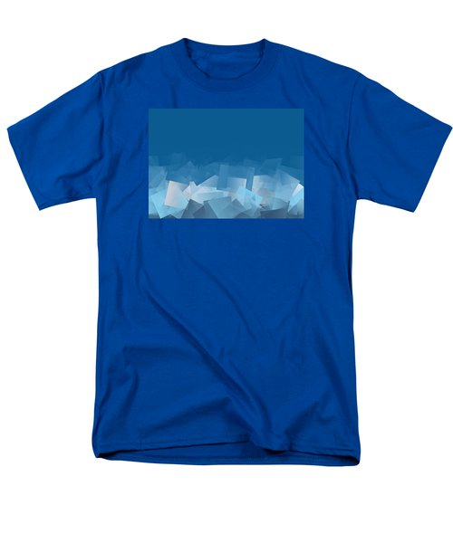 Men's T-Shirt  (Regular Fit) featuring the digital art Fallout by Jeff Iverson
