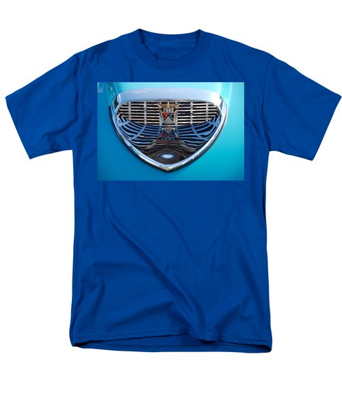 Men's T-Shirt  (Regular Fit) featuring the photograph Reflecting Ford by John Schneider
