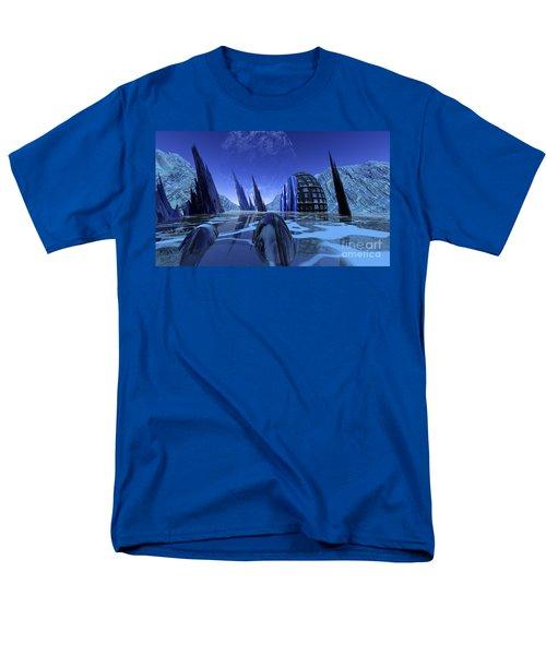 Visitation Men's T-Shirt  (Regular Fit)