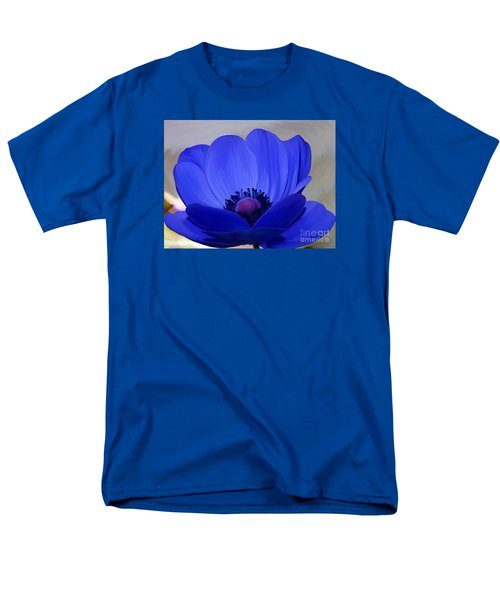 Windflower Men's T-Shirt  (Regular Fit) by Patricia Griffin Brett
