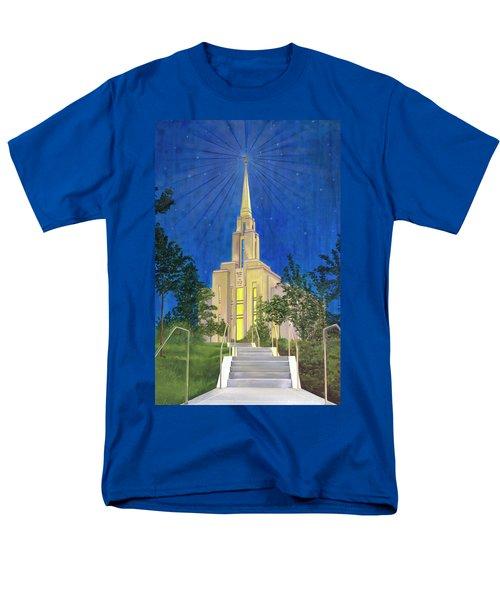 Angel Portal Men's T-Shirt  (Regular Fit) by Jane Autry
