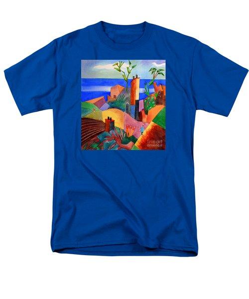 My Dream Vacation Men's T-Shirt  (Regular Fit)