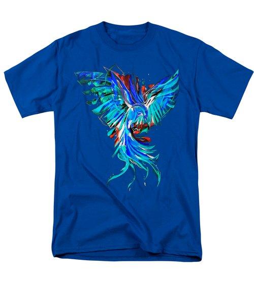 Phoenix Men's T-Shirt  (Regular Fit) by Adriano Diana