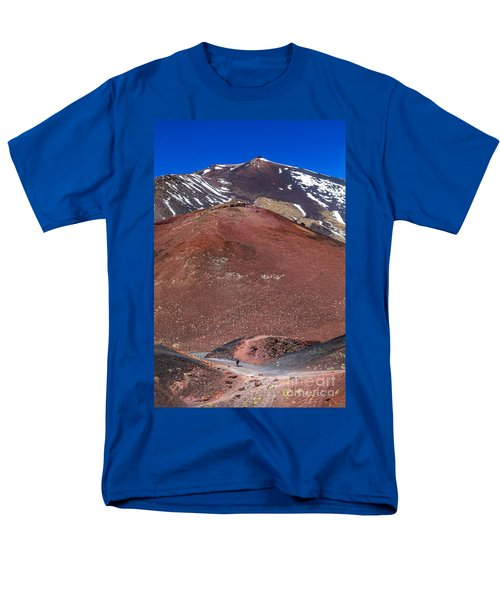 Size Matters Men's T-Shirt  (Regular Fit) by Giuseppe Torre