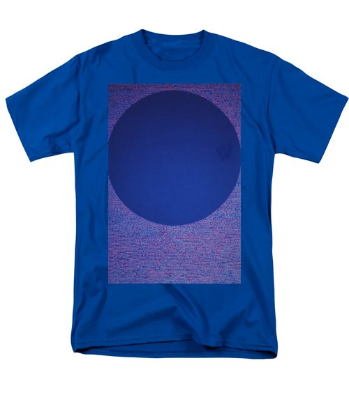 Men's T-Shirt  (Regular Fit) featuring the painting Perfect Existence by Kyung Hee Hogg