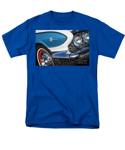 Men's T-Shirt  (Regular Fit) featuring the photograph 1961 Buick Le Sabre by Dennis Hedberg
