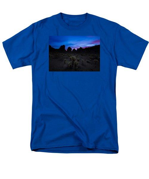 A Nights Dream  Men's T-Shirt  (Regular Fit) by Tassanee Angiolillo