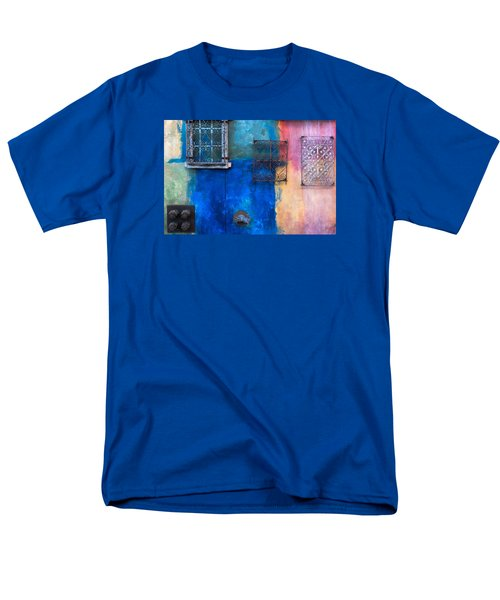 A Painted Wall Men's T-Shirt  (Regular Fit) by Catherine Lau