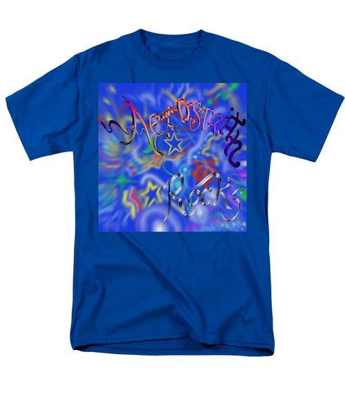 Aerosmith  Men's T-Shirt  (Regular Fit) by Kevin Caudill