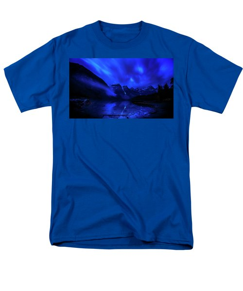 Men's T-Shirt  (Regular Fit) featuring the photograph After Midnight by John Poon