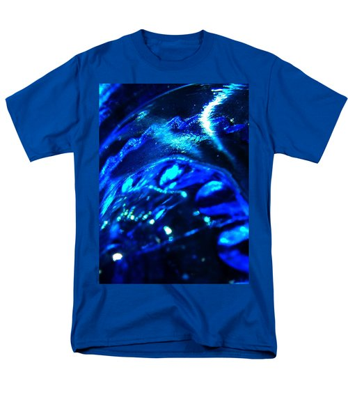 Glowing Glass Beauty Men's T-Shirt  (Regular Fit) by Samantha Thome