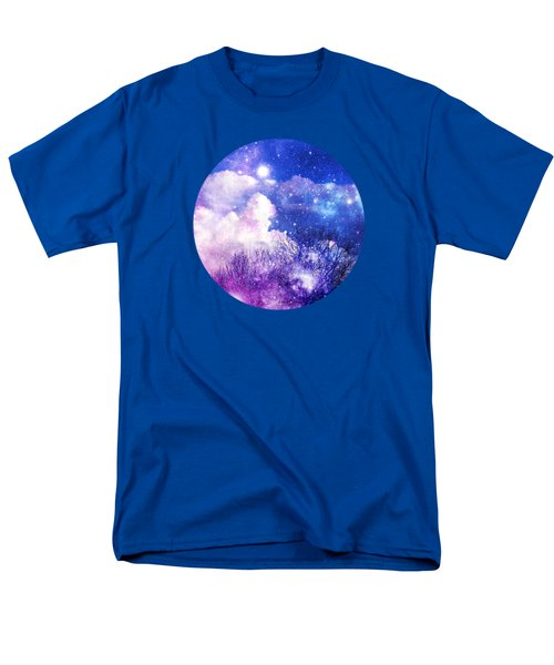 Men's T-Shirt  (Regular Fit) featuring the photograph As It Is In Heaven Mandala by Leanne Seymour