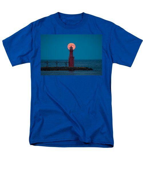 Backlighting II Men's T-Shirt  (Regular Fit)