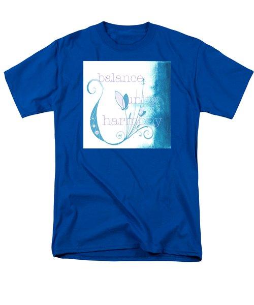 Balance Men's T-Shirt  (Regular Fit) by Kandy Hurley