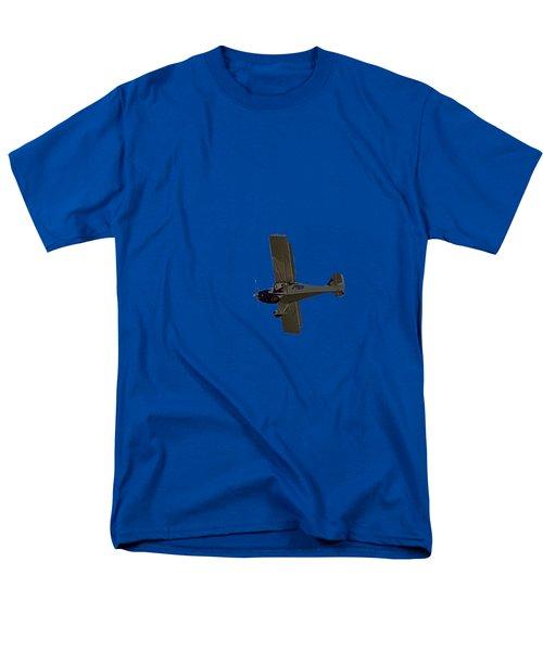 Beach Plane Men's T-Shirt  (Regular Fit) by Newwwman