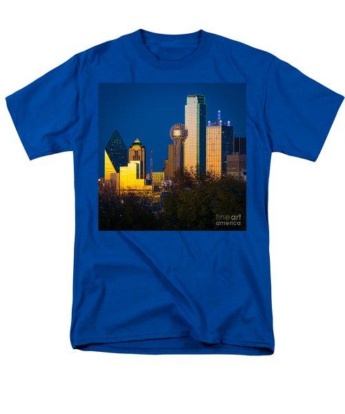 Big D Up Close Men's T-Shirt  (Regular Fit) by Inge Johnsson