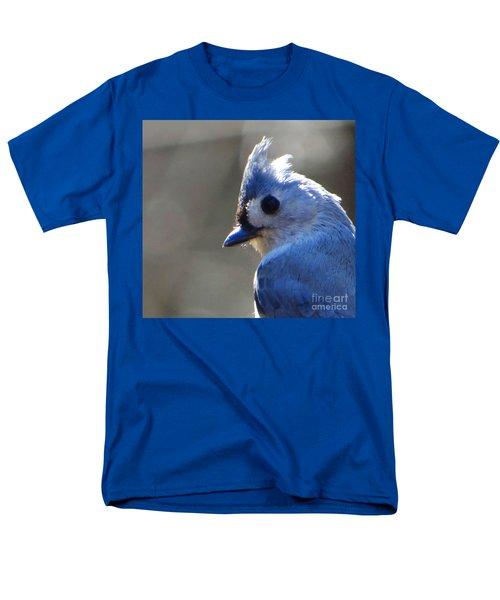 Bird Photography Series Nbr 1 Men's T-Shirt  (Regular Fit) by Elizabeth Coats