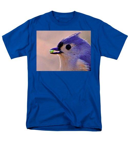 Bird Photography Series Nmb 4 Men's T-Shirt  (Regular Fit) by Elizabeth Coats