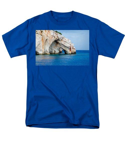 Bluecaves 3 Men's T-Shirt  (Regular Fit) by Rainer Kersten