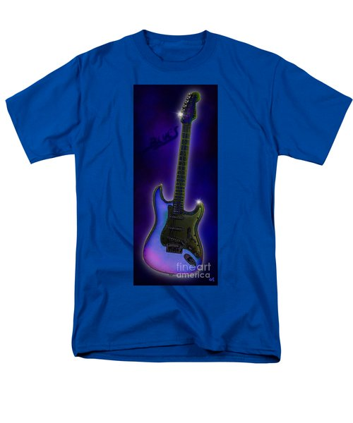 Men's T-Shirt  (Regular Fit) featuring the digital art Blues  by Nick Gustafson