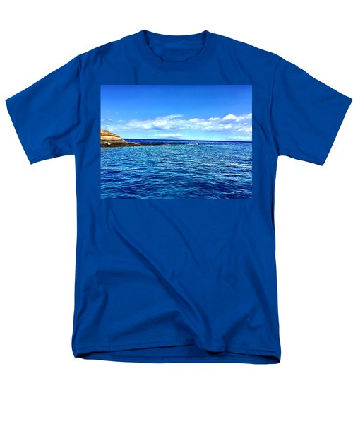 Men's T-Shirt  (Regular Fit) featuring the photograph Boat Life 1 by Michael Albright