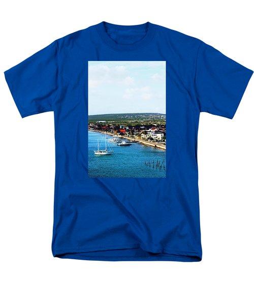 Bonaire Men's T-Shirt  (Regular Fit) by Infinite Pixels