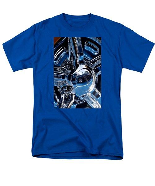 Budnik Wheel 03 Men's T-Shirt  (Regular Fit)