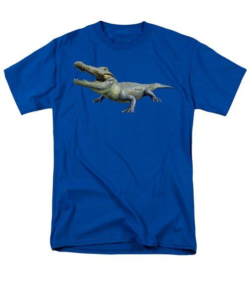 Bull Gator Transparent For T Shirts Men's T-Shirt  (Regular Fit) by D Hackett