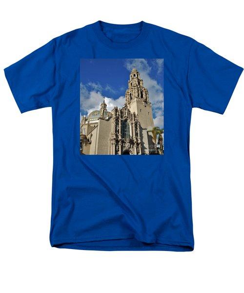 California Tower 2010 Men's T-Shirt  (Regular Fit) by Jasna Gopic
