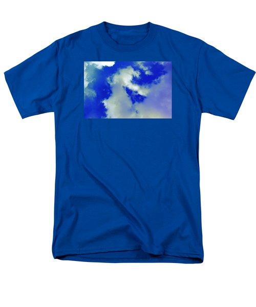 Cloud 1 Men's T-Shirt  (Regular Fit) by M Diane Bonaparte