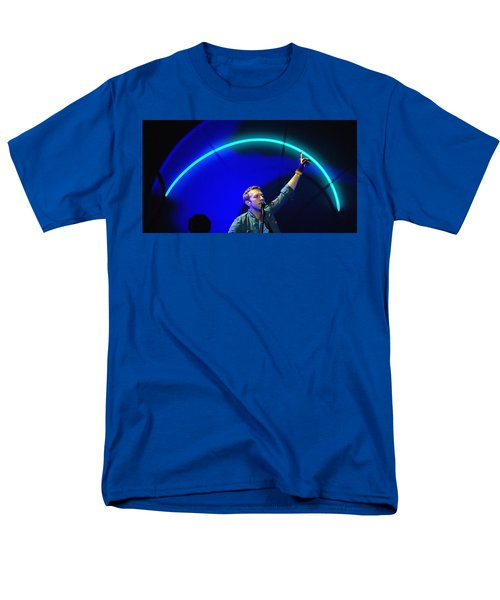 Coldplay3 Men's T-Shirt  (Regular Fit) by Rafa Rivas