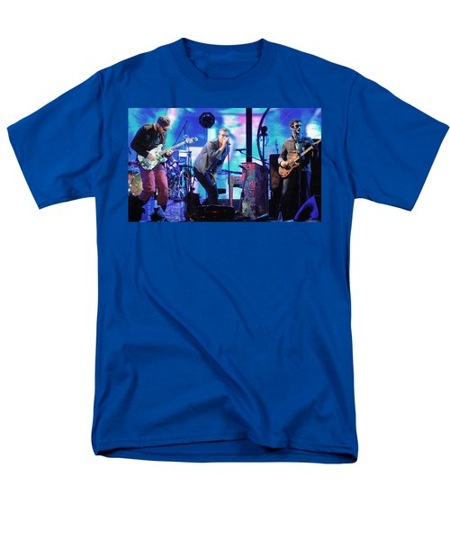 Coldplay7 Men's T-Shirt  (Regular Fit) by Rafa Rivas