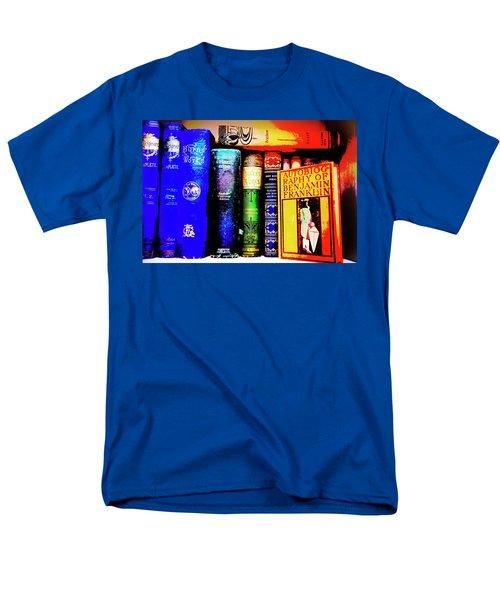 Colorful Classics Men's T-Shirt  (Regular Fit) by Toni Hopper