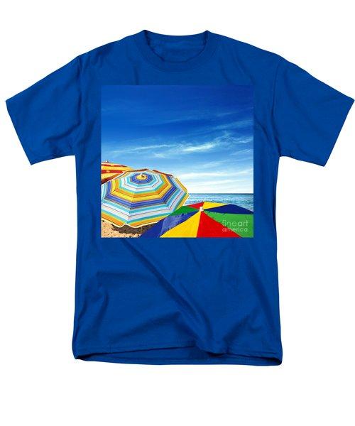 Colorful Sunshades Men's T-Shirt  (Regular Fit) by Carlos Caetano
