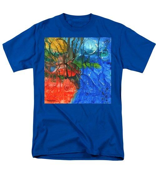 Continental Divide Men's T-Shirt  (Regular Fit)