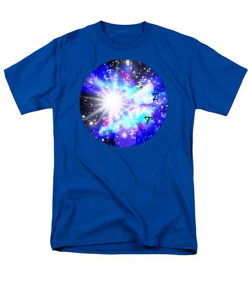Create 1 Men's T-Shirt  (Regular Fit) by Leanne Seymour