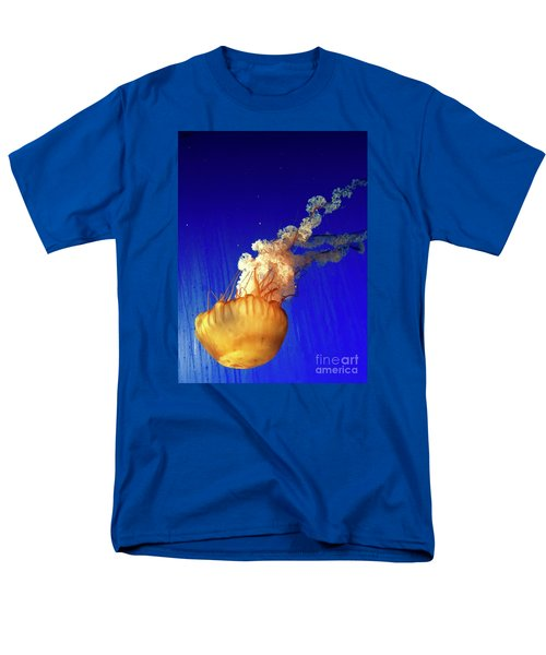 Dance Of The Jelly Men's T-Shirt  (Regular Fit) by Beth Saffer
