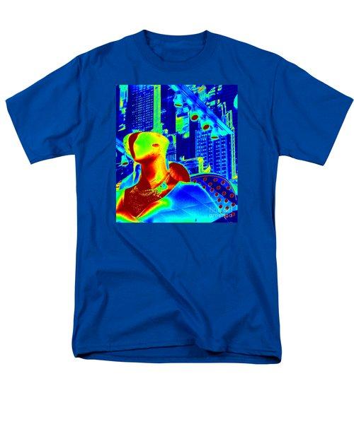 Diva Nyc Men's T-Shirt  (Regular Fit)