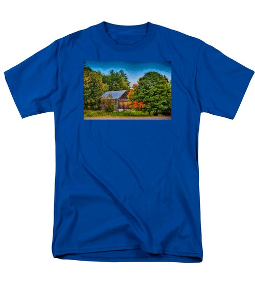 Done With Summer Men's T-Shirt  (Regular Fit) by Tricia Marchlik