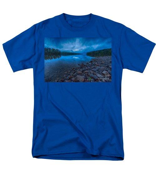 Earth Day Rain At The Tatoe Hole  Men's T-Shirt  (Regular Fit) by Robert Loe