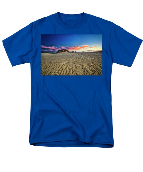 End Of The Day Men's T-Shirt  (Regular Fit)