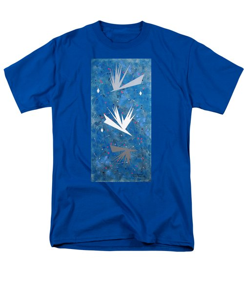 Feeding Frenzy Men's T-Shirt  (Regular Fit) by J R Seymour