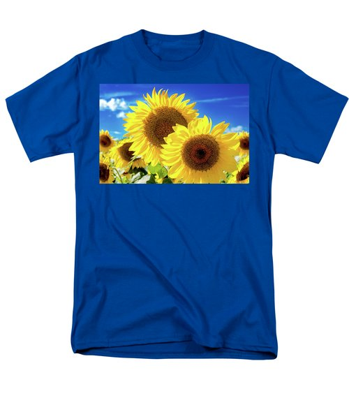Men's T-Shirt  (Regular Fit) featuring the photograph Gold by Greg Fortier